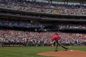 Washington Nationals' Opening Day, 2010