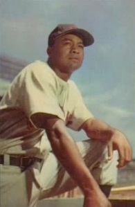 Larry Doby in 1953