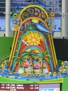 Marlins Park, June 2012