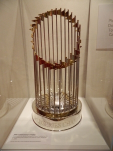 2006 World Series Trophy