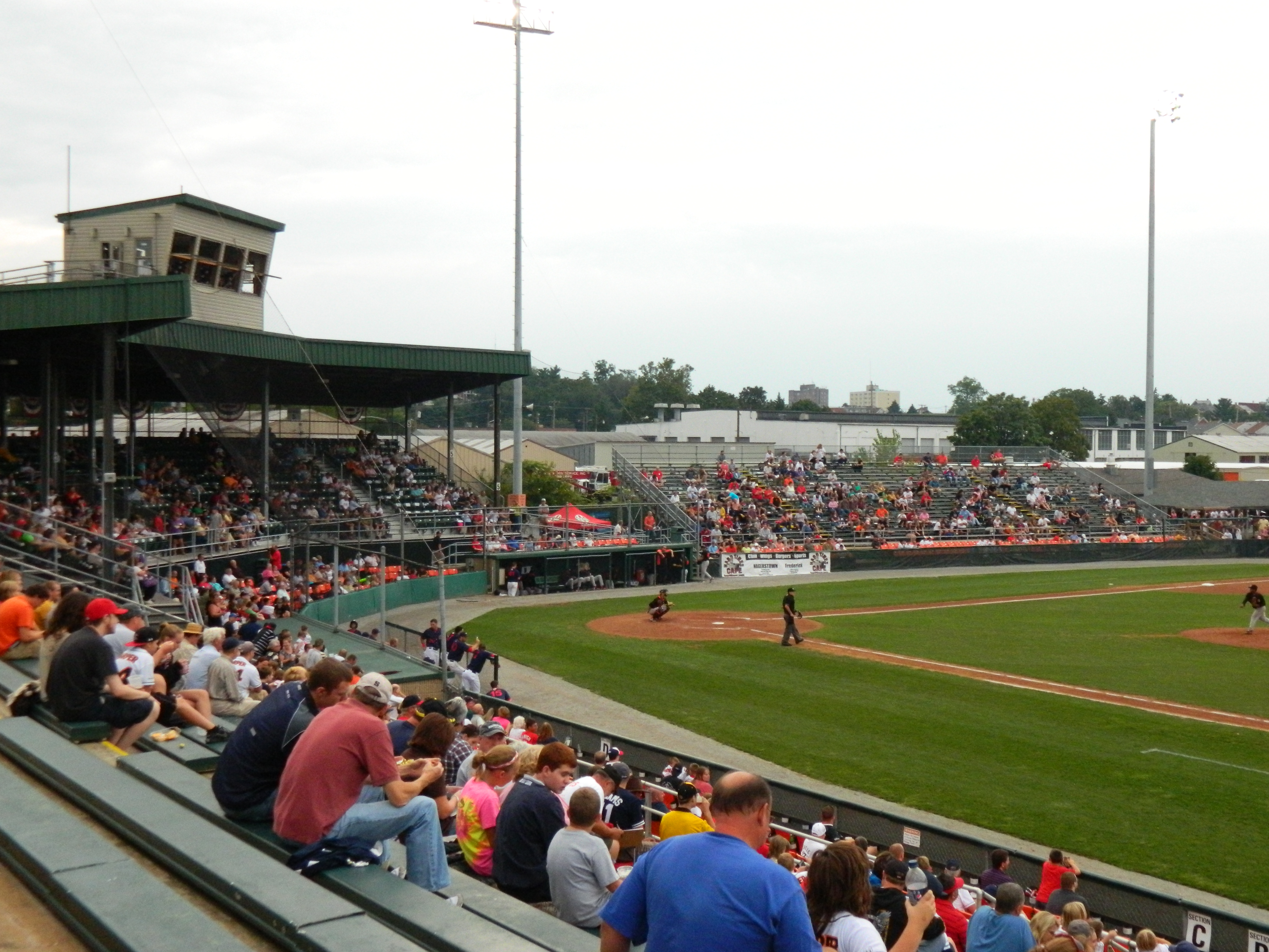 Hagerstown Suns 2016