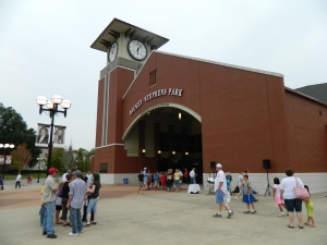 Dickey-Stephens Park, North Little Rock, AR, 2012