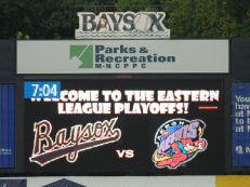Eastern League Playoffs, 2012