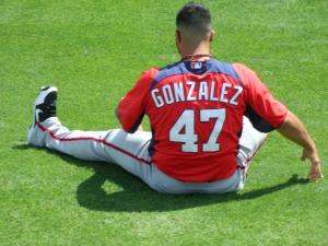 Gio Gonzalez, Spring Training 2012