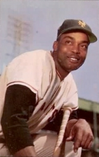 Monte Irvin played in the Serie del Caribe for Cuba in 1949.
