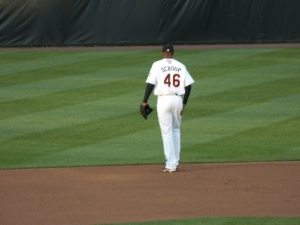 Jonathan Schoop, Baysox Opening Day 2012