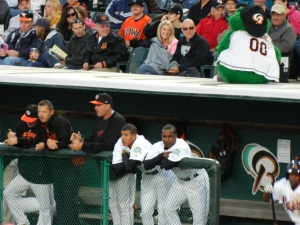 Baysox 2012 Opening Day