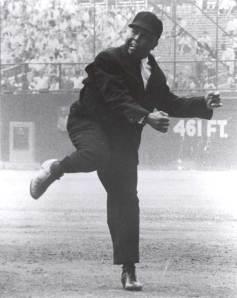 Emmett Ashford, first black umpire