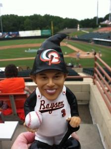 Bowie Baysox Manny Machado Garden Gnome Giveaway