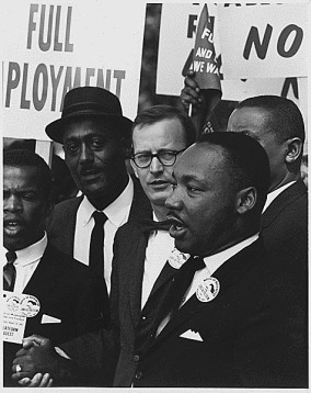 Dr. Martin Luther King, August 28, 1963