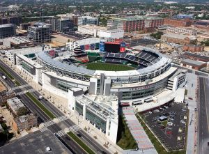 Washington Nationals Stadium Ballpark