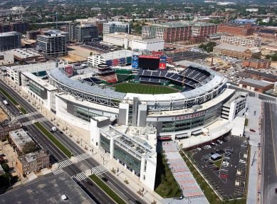 Washington Nationals Stadium Ballpark