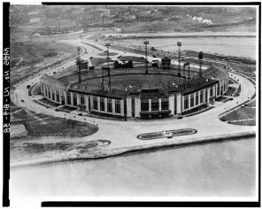 Roosevelt Stadium, Jersey City, NJ