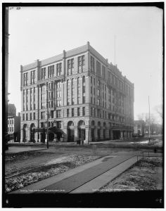 Pfister Hotel, circa 1901