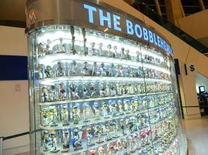 The Bobblehead Museum at Marlins Park