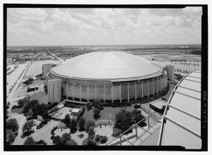 The Astrodome, Houston, TX