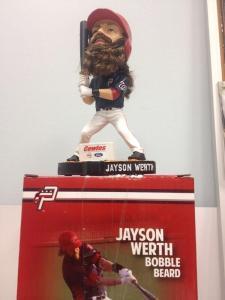 Jayson Werth bobble head