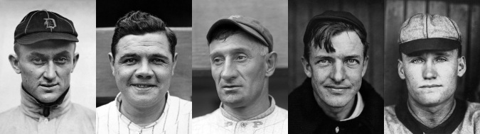 1936_Hall_of_Fame_Inductees